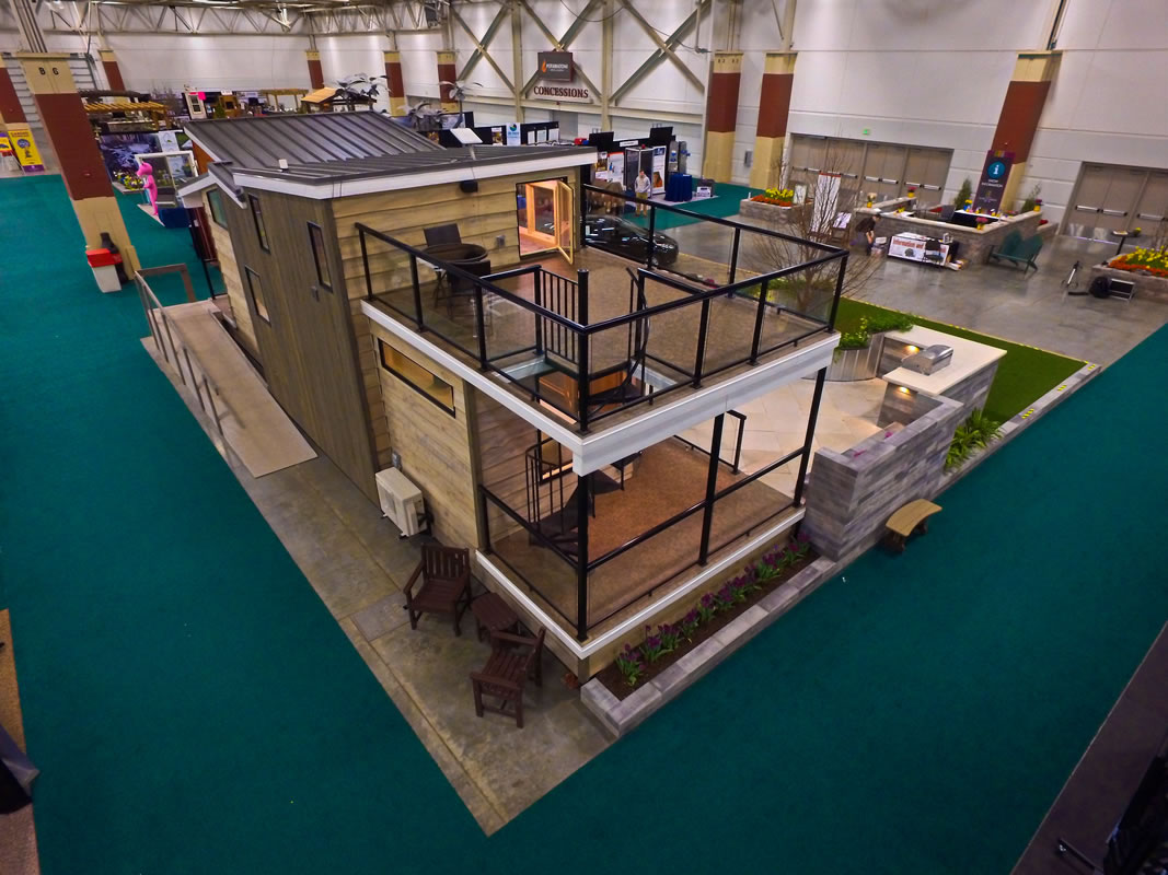 The Denali Park Model Tiny Homes for Sale | Utopian Villas