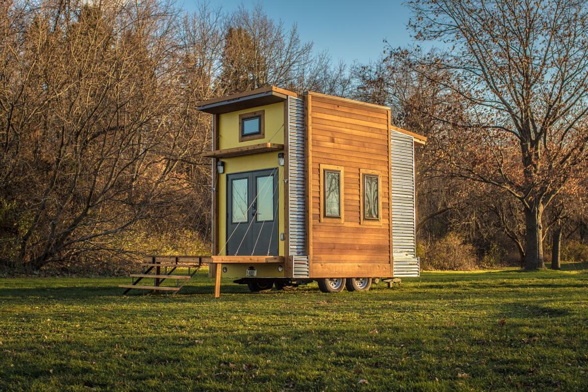 Centipede Unique Tiny House Model For Sale Utopian Villas