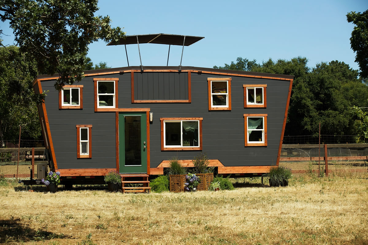 nobby design tiny houses in california. The Schooner  Starting at 76 554 Luxury Tiny Home and Park Models from Utopian Villas